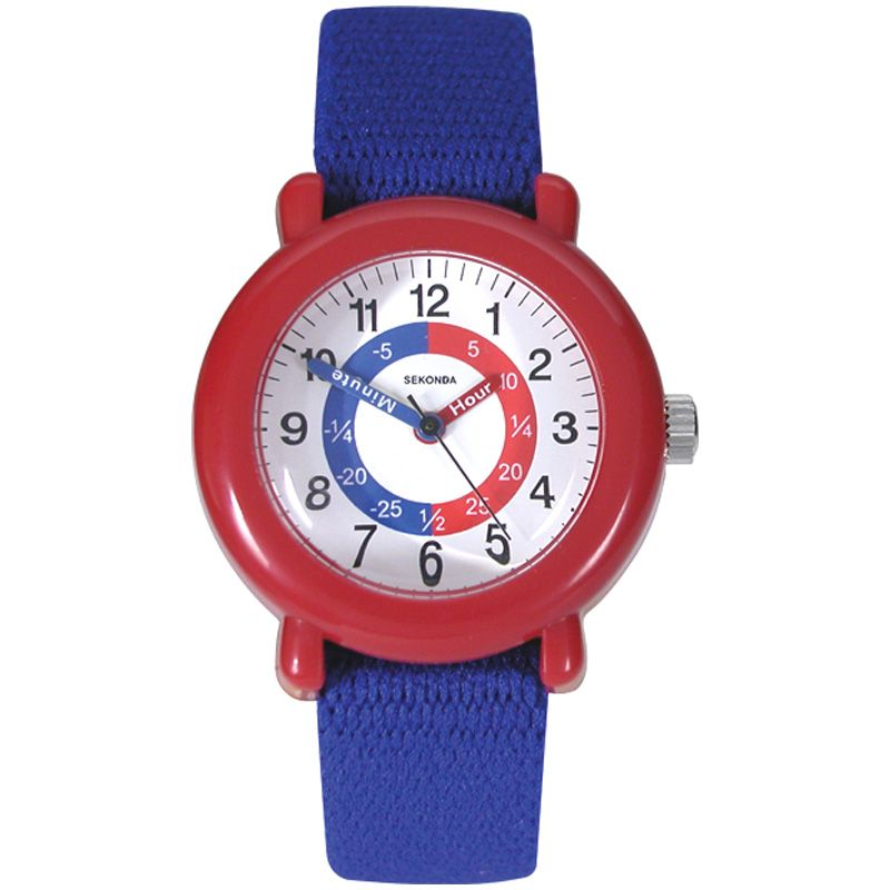 Childrens Sekonda Time Teacher Watch from Sekonda