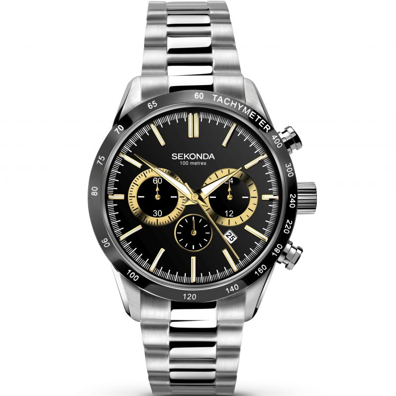 Mens Sekonda Chronograph Watch from Sekonda
