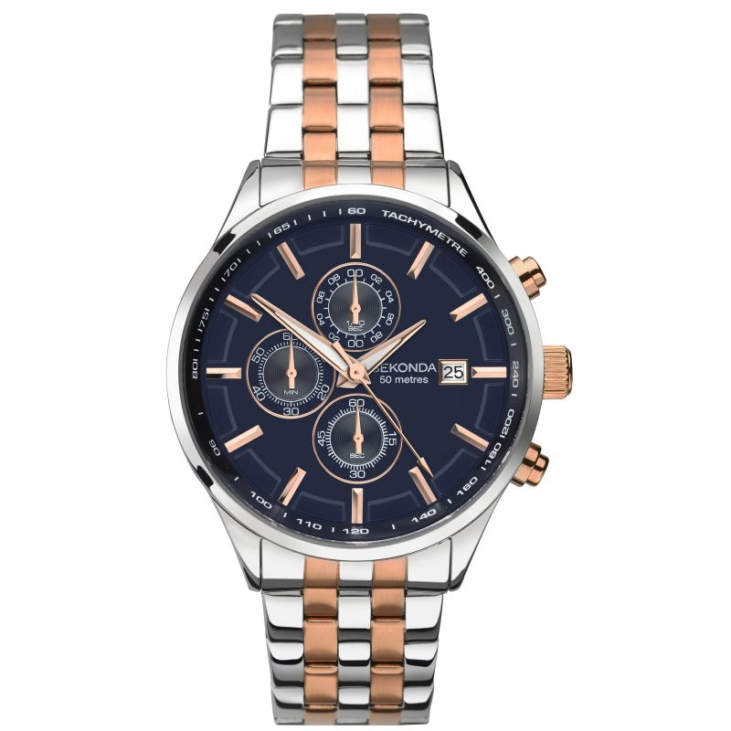 Mens Sekonda Velocity Chronograph Watch from Sekonda