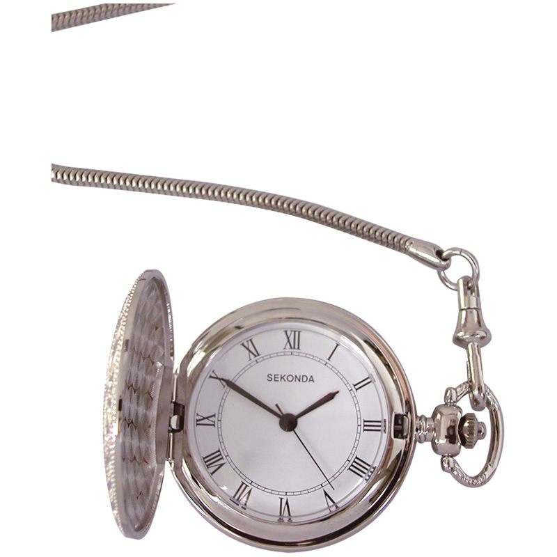 Unisex Sekonda Pocket Watch from Sekonda