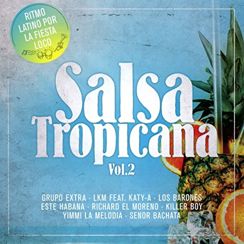 Salsa Tropicana Vol. 2 (2cd) from Selected