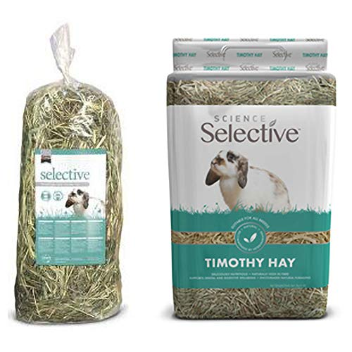 Selective Timothy Hay (400g) (May Vary) from Selective