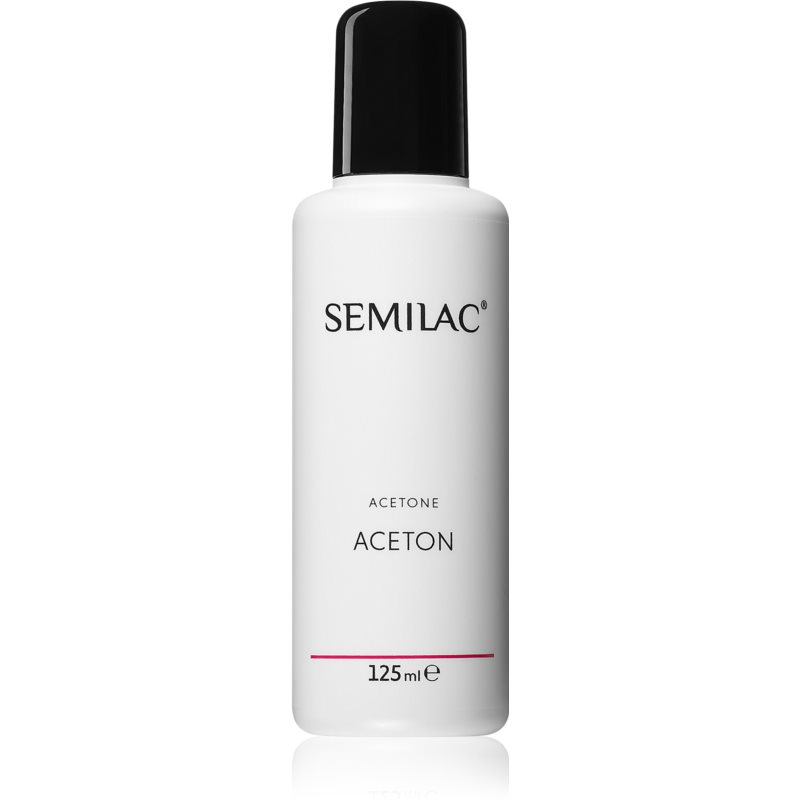 Semilac Paris Liquids Pure Acetone for Removing Gel Nails 125 ml from Semilac Paris