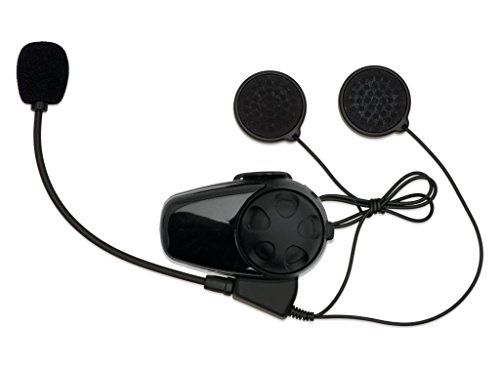 SMH10 Motorcycle Bluetooth Headset & Intercom for Bell® Mag-9 Helmets from Sena