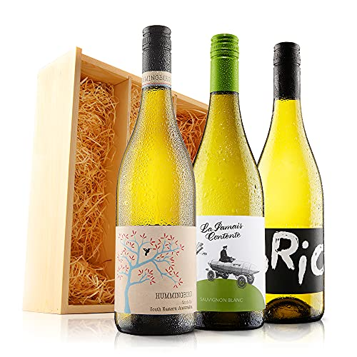 Sendagift by Virgin Wines White Wine Trio Gift Pack from Sendagift by Virgin Wines