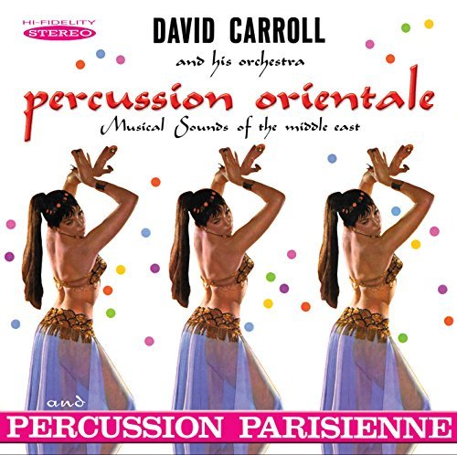 Percussion Orientale / Percussion Parisienne by David Carroll and His Orchestra from Sepia