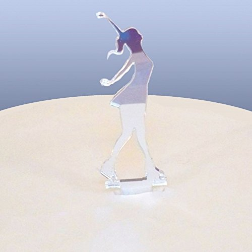Ice Skater Cake Topper - Large from Servewell