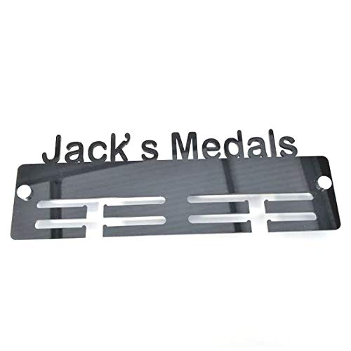 Servewell Personalised Name Medal Hanger - Pink from Servewell