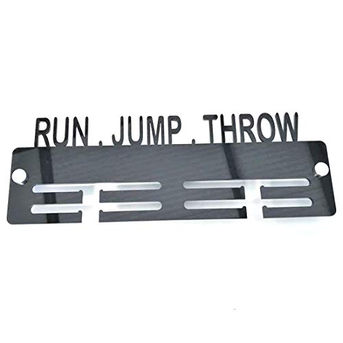 Servewell Run, Jump, Throw Medal Hanger - Bright Green from Servewell