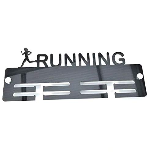 Servewell Runner Medal Hanger - Bright Blue from Servewell