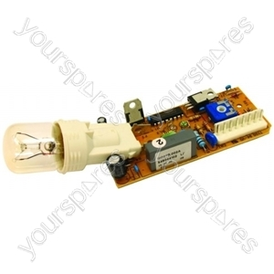 Servis Fridge / Freezer PCB (Printed Circuit Board) Module from Servis