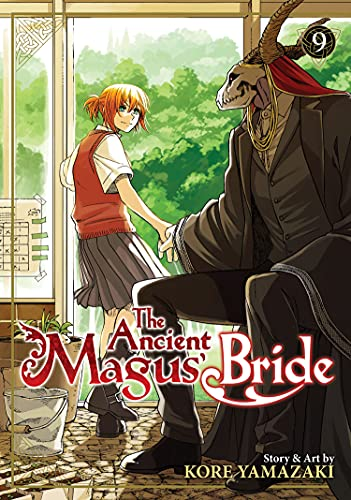 Ancient Magus' Bride Vol. 9, The (The Ancient Magus' Bride) from Seven Seas