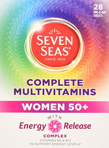 Seven Seas Complete Multivitamins Women 50+, 28 Tablets from Seven Seas Limited