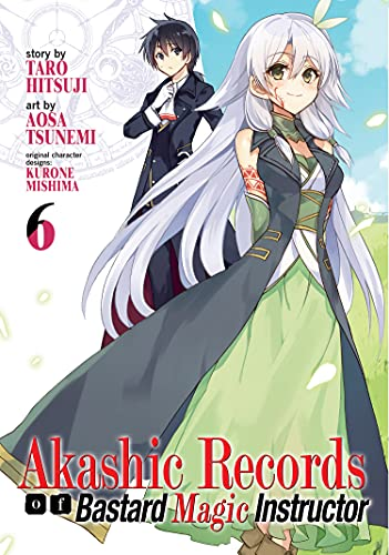 Akashic Records of Bastard Magic Instructor Vol. 6 from Seven Seas