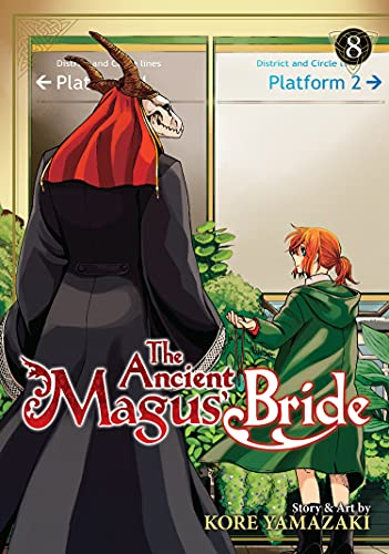 Ancient Magus' Bride Vol. 8, The from Seven Seas