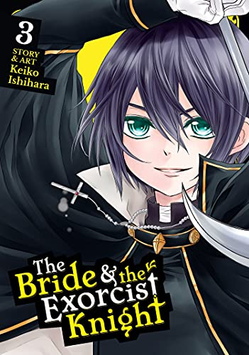 Bride & the Exorcist Knight Vol. 3, The (The Bride & the Exorcist Knight) from Seven Seas