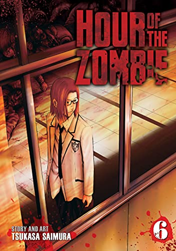 Hour of the Zombie Vol. 6 from Seven Seas