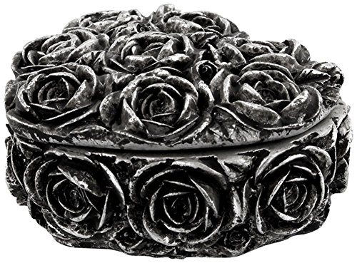 Shades Of Alchemy Rose Heart Trinket Box from Alchemy
