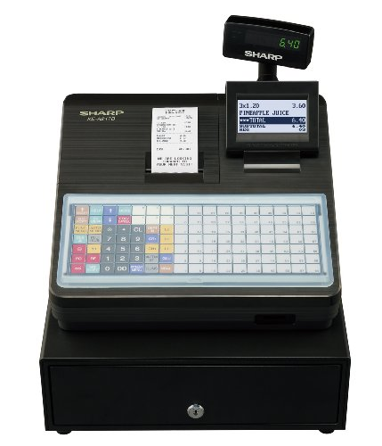 Sharp Cash Register - Black from Sharp