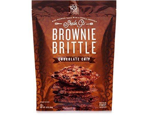 Sheila G's Brownie Brittle Chocolate Chip, 16 Ounce from Sheila G'S