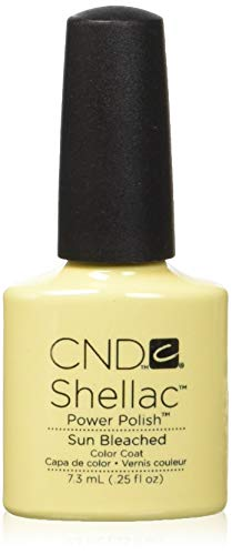CND Shellac Nail Polish, Sun Bleached from CND Shellac