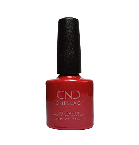 CND Shellac Nail Polish, Hot Chilis from CND