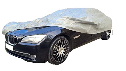 SEAT IBIZA FR 09-ON Breathable Full Car Cover - Water Resistant - Double Stitched Seams - Elastic Hem from SHIELD AUTOCARE
