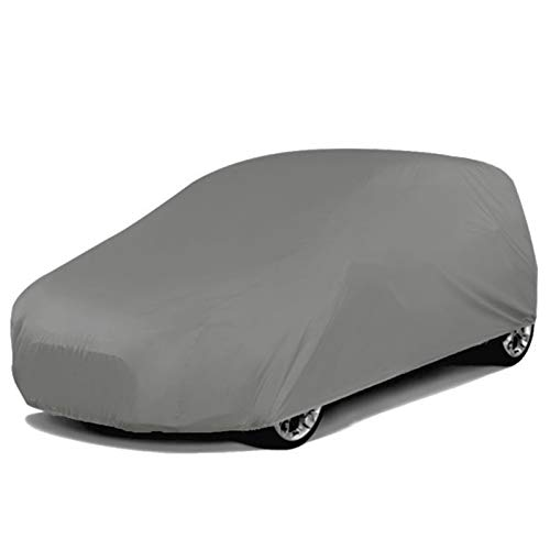 Shield AutoCare CC0194 - Heavy Duty Fully Waterproof Car Covers-High Quality Cotton Lined Water Resistant Car Cover-Durable & Cleanable Car Covers from Shield AutoCare
