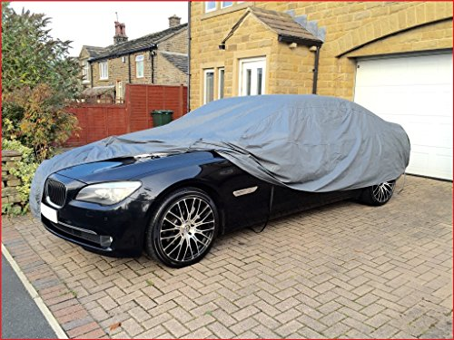 AUDI A8 SALOON Fully Waterproof Car Covers - Cotton Lined - Heavy Duty from SHIELD AUTOCARE