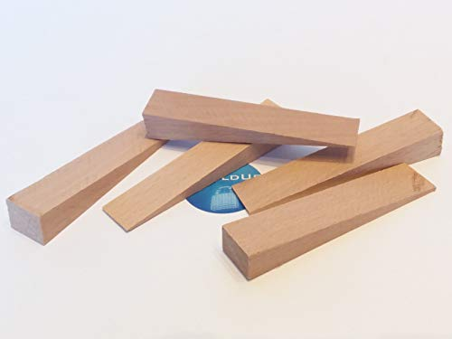 ShieldUp Hardwood Wooden Wedges x 5 Pieces from ShieldUp