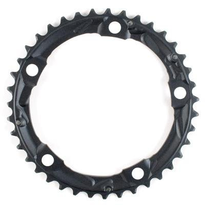 Shimano CHAINRING 39T 105 Road Bike FC5703-L Triple Crank BLACK - Y1M498020 from Shimano