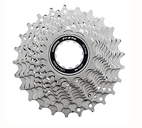 Shimano 105 CS-R7000 105 11-speed cassette, 12-25T from SHIMANO
