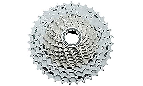 Shimano SLX HG81 10 Speed Cassette - Silver, 11-36 Teeth from SHIMANO