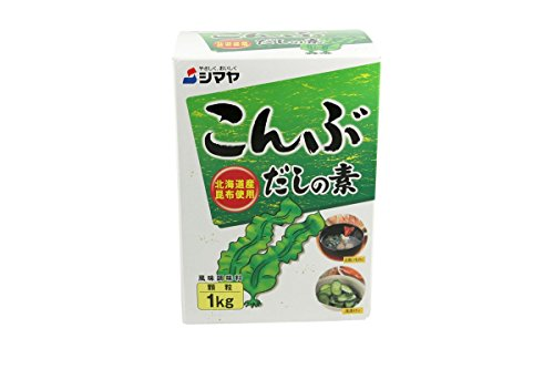 Konbu Dashi Powder 1kg from Shimaya