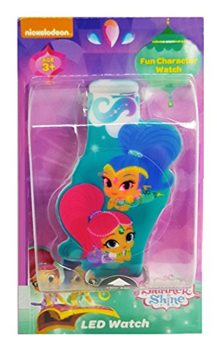 Shimmer & Shine LED Blink Watch from Shimmer & Shine