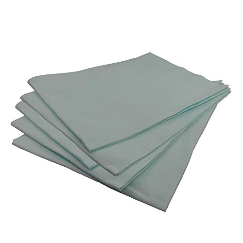 Shiny Hardware Limited SHL Lint Free Chemical Resistant Cloth (28cm x 38cm) 5 Sheets from Shiny Hardware Limited