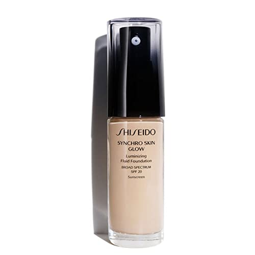 Synchro Skin Glow Luminizing Fluid Foundation SPF20 by Shiseido 1 Neutral / 1 fl.oz. 30ml from Shiseido