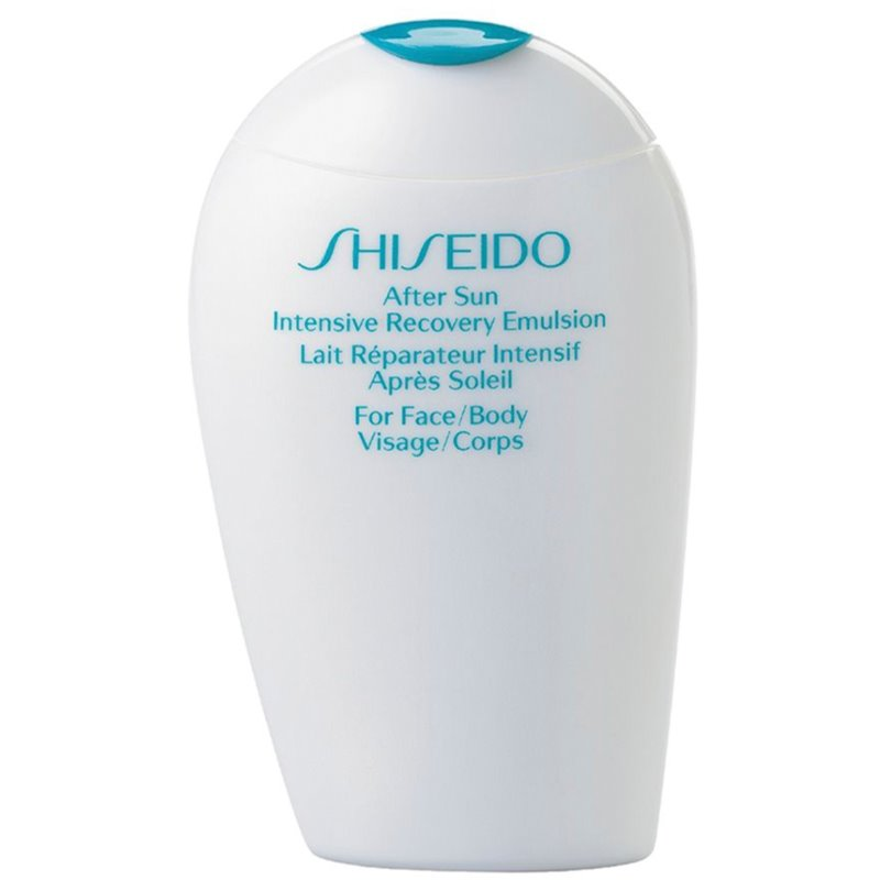 Shiseido Sun Care After Sun Intensive Recovery Emulsion After Sun Intensive Recovery Emulsion for Face and Body 150 ml from Shiseido