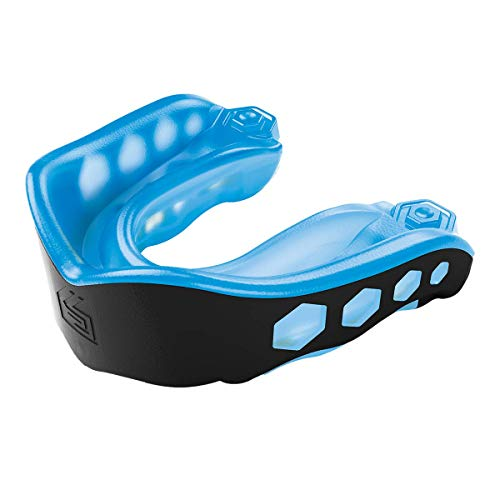 Shock Doctor Gel Max Mouth Guard - Blue/Black from Shock Doctor