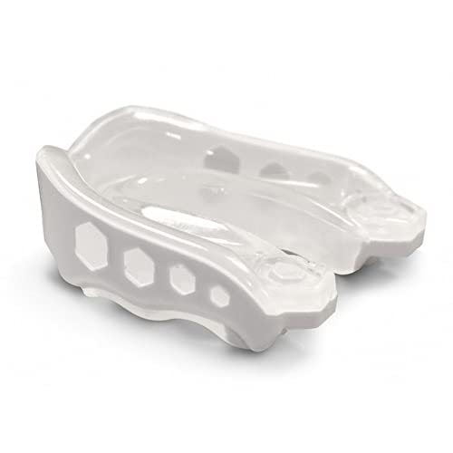 Shock Doctor Adult Gel Max Mouth Guard - White/Clear from Shock Doctor
