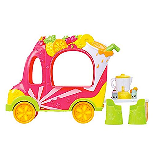 Shopkins Shoppies Smoothie Truck Playset from Shopkins