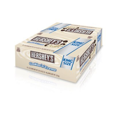 Hershey's Cookies 'N' Cr me King Size 18 Bars from Shopzeus
