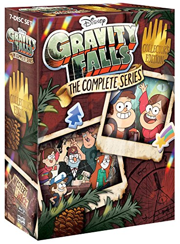 Gravity Falls. Die komplette Serie [Blu-ray]. [Region A] [NTSC] from Shout Factory