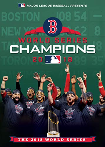 Major League Baseball: 2018 World Series Boston Red Sox Vs Los Angeles Dodgers from Shout Factory