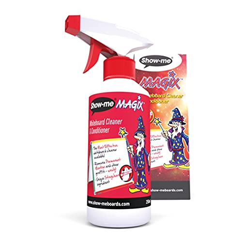 Show-me MAGIX Whiteboard Cleaner, 250ml from Show Me