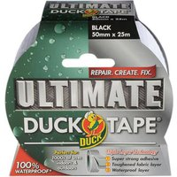 Shure Roll Ultimate Duck Tape Black 50mm 25m from Shure
