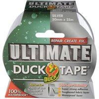 Shure Roll Ultimate Duck Tape Silver 50mm 25m from Shure