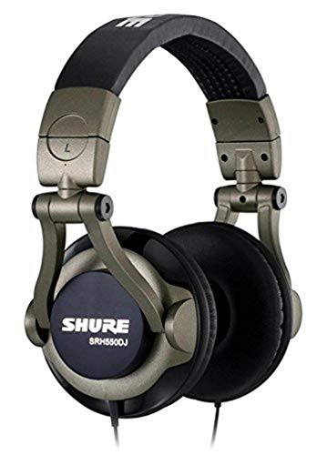 Shure SRH550DJ DJ Headphones from Shure