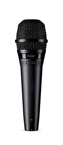 Shure PG ALTA Cardioid Dynamic Instrument Microphone with XLR-XLR Cable (PGA57-XLR) from Shure