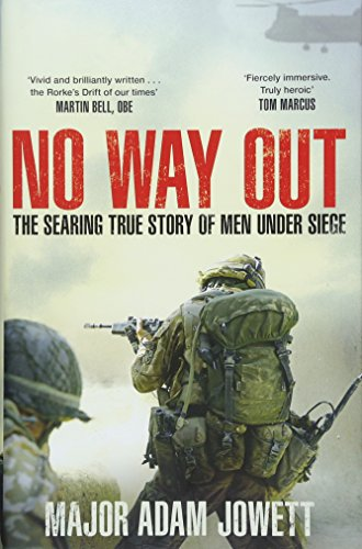 No Way Out: The Searing True Story of Men Under Siege from Sidgwick & Jackson
